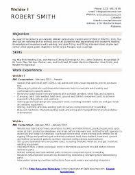 welding welder resumes welder resume samples qwikresume