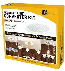 recessed light convert recessed light converter kit by lights recessed light converter for pendant recessed light