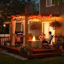 pergola lighting ideas. best 25 outdoor patio lighting ideas on pinterest deck decorating and solar lights pergola t