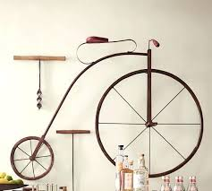 bicycle wall art australia