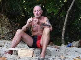 Paul Gascoigne costretto a ritirarsi dall'Isola dei Famosi