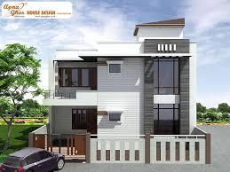 4 bedroom modern duplex 2 floor house design area 150 sq mts