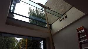 structural glass roof bi fold 1st