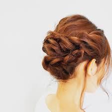 結婚式のお呼ばれヘアセットはmilesにお任せヘアアレンジ