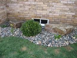 Rock Flower Bed Wonderful Living Room Modern With Rock Flower Bed .