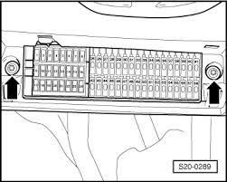 skoda workshop manuals \u003e roomster \u003e vehicle electrics \u003e electrical skoda fabia 2 fuse box diagram at Where Is The Fuse Box On A Skoda Fabia