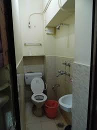 Hotel Haveli Jodhpur: Extra super small bathroom
