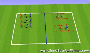 football soccer individual defending