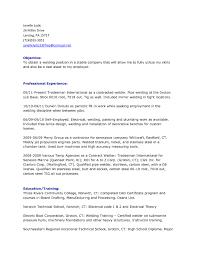 Boilermaker Welder Cover Letter Document Transmittal Form Template