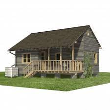 pier small house plans