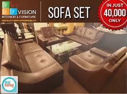 vision latest style sofa set 50 off