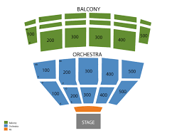 Centennial Hall Az Seating Chart And Tickets Formerly