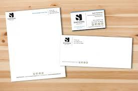 Business Suitewood Grain Tableletterhead Business Card Envelope