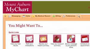 63 Efficient Mt Auburn Hospital My Chart