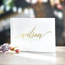 Wedding Guest Sign In Book Header Wood Best Pens For Signing