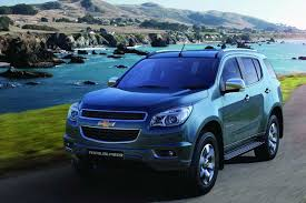 Chevrolet Trailblazer 2012: Review, Amazing Pictures and Images ...