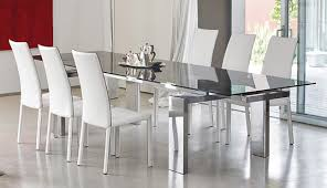 Glass Dining Room Table And Chairs Contemporary With Photo Of Glass Dining  Painting Fresh In