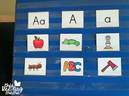 Alphabet Letters And Picture Cards Are Great For The Pocket