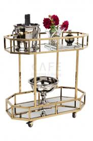 cafe lighting living miccah. Cafe Lighting Living Miccah. Brilliant Brooklyn Drinks Trolley Gold For Miccah R