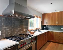 kitchen backsplash grey subway tile. Catchy Grey Subway Tile Kitchen And Transitional  With 36 Bar Kitchen Backsplash Grey Subway Tile