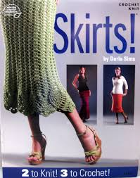 "Need A Needle on Twitter: ""Skirts! By Darla Sims 2 To Knit! 3 To Crochet!  Paperback Knitting And Cr… https://t.co/pOgybNujqB #crafty #KnitSkirt… """