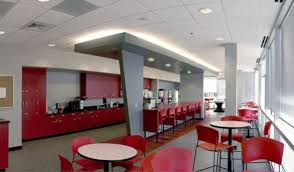 office break room ideas. office break room design this large breakroom features plenty of seating and bright colors ideas r