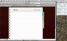 Notebook Template For Word How To MAC Word Notebook Layout YouTube 2