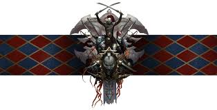 Image result for harlequin 40k tears image
