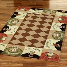 Coffee Decor For Kitchen Coffee Themed Kitchen Rugs Decoration My Kitchen Remodel