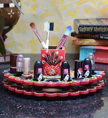 ecraftindia makeup kit organizer
