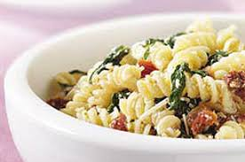 Image result for photo of spinach and pasta