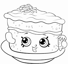 Shopkins Coloring Pages Free Printable Season 6 8 Get Coloring Page