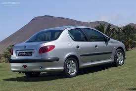 Download 2006 Peugeot 206 Sedan | oumma-city.com