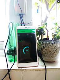 here is the link of the project how to build an automatic plant watering system