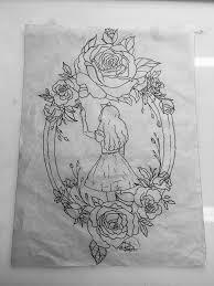 Tattoo Design By Chelsea Fuller Alice In Wonderland алиса в