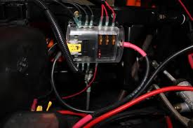 2008 ranger 700 light bar and auxiliary battery install once the fuse box was wired i mounted and wired the relays and switch i have still yet to mount the last switch it s 106 degrees here today