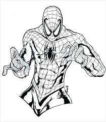 Spiderman Coloring Pages Online Color Pages Colouring In Pages Color