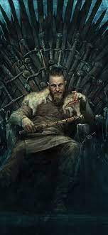 1125x2436 King Ragnar 4k Iphone XS ...