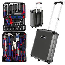 Mega Discount #45a0 - <b>WORKPRO</b> 111PC Trolley Case <b>Tool</b> Set ...