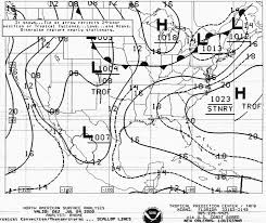 How To Read Surface Analysis Chart Meticulous Noaa Weather Fax Chart How To Read Symbols And