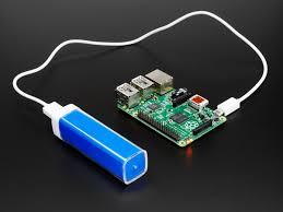 usb battery pack 2200 mah capacity 5v 1a output