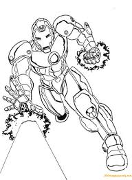 Free printable iron man coloring pages for kids. Iron Man Fight Scene Coloring Pages Cartoons Coloring Pages Free Printable Coloring Pages Online