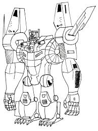Transformer Coloring Page Free Printable Transformers Coloring Pages