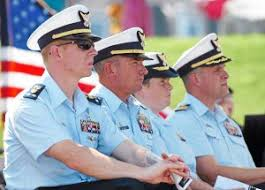 220th Birthday Of Coast Guard Celebrated At Lobster Fest