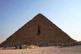 pyramid of menkaure article khan academy pyramid of menkaure