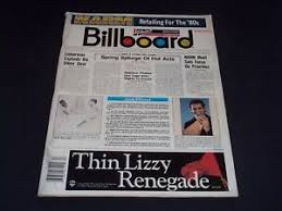 Details About 1982 March 27 Billboard Magazine Hot 100 Charts Rock Pop Music R 1013