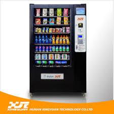 Quality Vending Machine Inspiration China High Quality Vending Machine With Note Bill Acceptor China