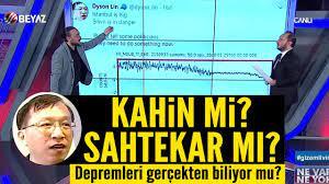 Dyson Lin sahtekar mı deprem uzmanı mı? Foyası ortaya çıktı - YouTube