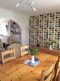 living room orla kiely multi: orla kiely stem wallpaper  orla kiely stem wallpaper