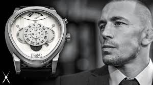 A limited edition watch to mark the legacy of a champion by Egard ...